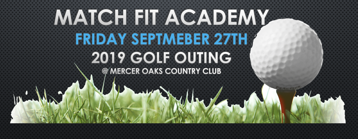 2019 Match Fit Golf Outing